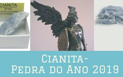Cianita – Cristal de 2019