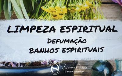 Limpezas Espirituais – Defemução e Banhos