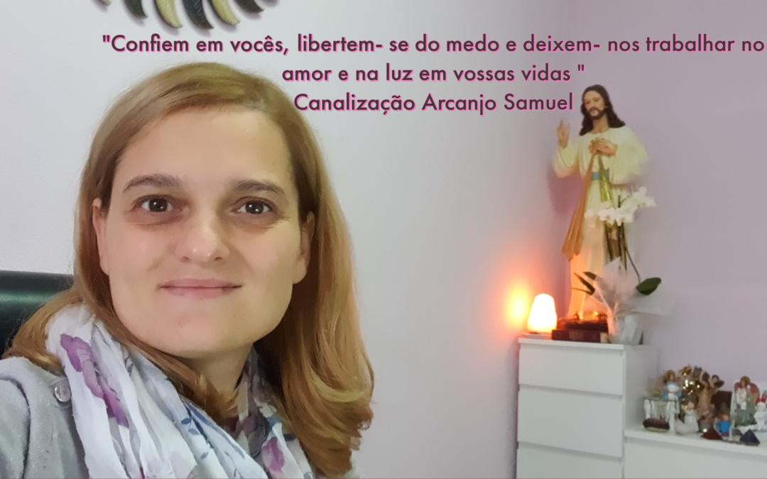 Mensagem Arcanjo Samuel