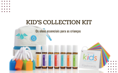 Coleção dōTERRA Kids